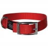 "Prestige SINGLE LAYER NYLON COLLAR 1"" x 22"" Red (56cm) - Click for more info"