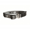 "PAWS REFLECTIVE ADJ COLLAR w/D RING 15-26"" - Click for more info"