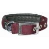 "Prestige SOFT PADDED COLLAR 3/4"" x 18"" Burgundy (46cm) - Click for more info"