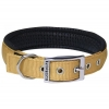 "Prestige SOFT PADDED COLLAR 1"" x 22"" Gold (56cm) - Click for more info"