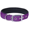 "Prestige SOFT PADDED COLLAR 1"" x 22"" Purple (56cm) - Click for more info"