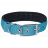 "Prestige SOFT PADDED COLLAR 1"" x 22"" Turquoise (56cm) - Click for more info"