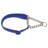 "Prestige 3/8"" ADJ SEMI CHOKE COLLAR 10-16"" Blue (25-41cm) - Click for more info"