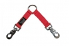 "Prestige TWO-DOG COUPLER 3/4"" x 24"" Red (61cm) - Click for more info"