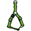 Scream REFLECTIVE STEP IN HARNESS Loud Green 2.0 x 43-59cm - Click for more info