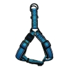 Scream REFLECTIVE STEP IN HARNESS Loud Blue 2.5 x 50-72cm - Click for more info