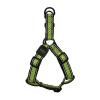 Scream REFLECTIVE STEP IN HARNESS Loud Green 3.8 x 68-102cm - Click for more info