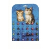 Prestige CAT BELL Round 12mm (Card of 24) - Click for more info