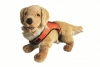 CUSHIONAIRE DOG HARNESS XLarge Orange (No Leash) - Click for more info
