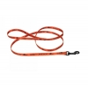 "Harley-Davidson - 3/8"" nylon lead - Orange Block - Click for more info"