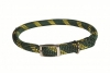 "Mark2 MOUNTAIN COLLAR 13mm x 22"" Green/Yellow (56cm) - Click for more info"