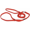 Prestige NYLON SHOW LEAD 5mm x 122cm Red (4ft) - Click for more info