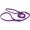 Prestige NYLON SHOW LEAD 7mm x 122cm Purple (4ft) - Click for more info
