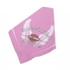 "Harley-Davidson 30 "" Bandanna - Pink Wings - Click for more info"