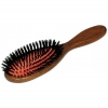 Prestige OVAL NATURAL BRISTLE BRUSH (Length 22cm) - Click for more info