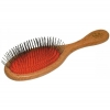 Prestige WIDE OVAL PIN BRUSH (Length 23cm, SS Pins 20mm) - Click for more info