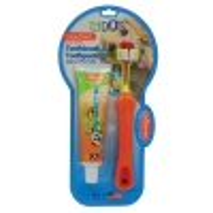 TriplePet PET DENTAL KIT LARGE BREEDS (Toothbrush & Paste) - Click for more info