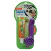 TriplePet EZDOG FINGER KIT (Toothbrush & Paste) - Click for more info