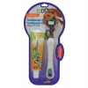 TriplePet PET DENTAL KIT SMALL BREEDS (Toothbrush & Paste) - Click for more info