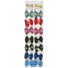 SHOW BOWS - FANCY Assorted Styles - 16pk - Click for more info