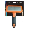 Scream SLICKER BRUSH Loud Orange - Large - Click for more info