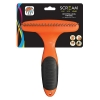 Scream ROTATING LONG PIN RAKE Loud Orange - Click for more info
