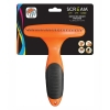 Scream ROTATING SHORT PIN RAKE Loud Orange - Click for more info