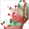 PARTY COLLAR - CHRISTMAS JINGLE BELLS X-Small 20cm - Click for more info