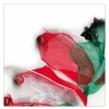 PARTY COLLAR - CHRISTMAS Trees & Bells Large 35cm - Click for more info