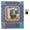 SECURITY SCREEN PET DOOR Brown - Click for more info