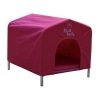 ZEEZ PLATINUM MUTT HUTT DOG HOUSE Shiraz Small 54x48x48cm - Click for more info