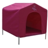 ZEEZ PLATINUM MUTT HUTT DOG HOUSE Shiraz Large 84x73x80cm - Click for more info