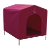 ZeeZ PLATINUM MUTT HUTT DOG HOUSE Shiraz XLarge 102x84x93cm - Click for more info