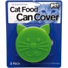PetBuddies CAT FOOD CAN COVERS 3pk - Click for more info