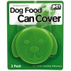 PetBuddies DOG FOOD CAN COVERS 3pk - Click for more info