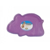 "MOUSE ""STAY"" RUBBER PLACEMAT Purple - Click for more info"