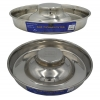 ZEEZ STAINLESS STEEL PUPPY SAUCER - 39cm - Click for more info