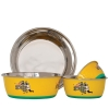 ZeeZ SPORTS COLLECTION - CRICKET BOWLS 950ml - Click for more info