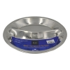 ZEEZ STAINLESS STEEL TWIN FEEDING BOWL - Click for more info