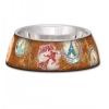 Milano Pet Bowl - SMALL WORLD TRAVELER - 235ml - Click for more info