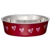 Bella Bowl - MEDIUM VALENTINE RED - 750ml - Click for more info