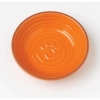 Key West EMBOSSED PAW PET SAUCER Orange 6oz - Click for more info