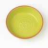 Key West EMBOSSED PAW PET SAUCER Lime 1.5 Cups - Click for more info