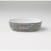 Pet Names OVAL PET BOWL Grey 2 Cups - Click for more info