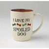 Petrageous ONE SPOILED DOG MUG 700ml - Click for more info