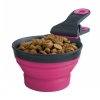 Popware - COLLAPSIBLE KLIPSCOOP 240ml Pink - Click for more info