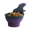 Popware - COLLAPSIBLE KLIPSCOOP 240ml Purple - Click for more info