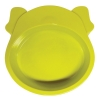 Scream DOG FACE BOWL 350ml Loud Green - Click for more info