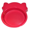 Scream DOG FACE BOWL 350ml Loud Pink - Click for more info