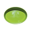 Scream OVAL CAT BOWL 300ml Loud Green - Click for more info